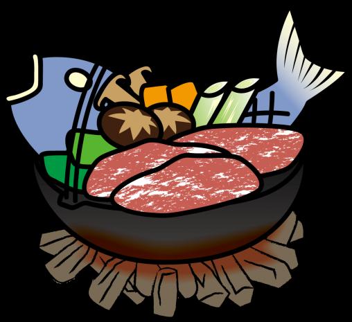 魚のおかしらがパクパク言ってそうな鍋