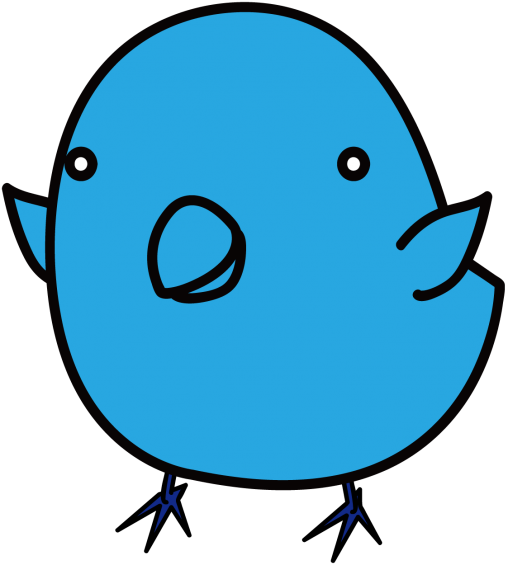 しあわせの青い鳥